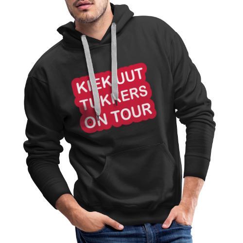 Tukkers on Tour - Mannen Premium hoodie