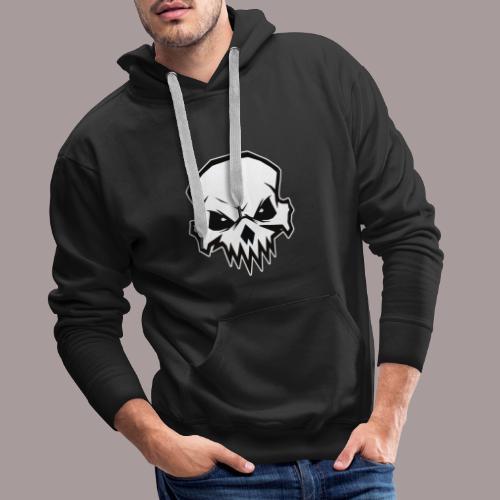 HC HEAD 1 - Mannen Premium hoodie