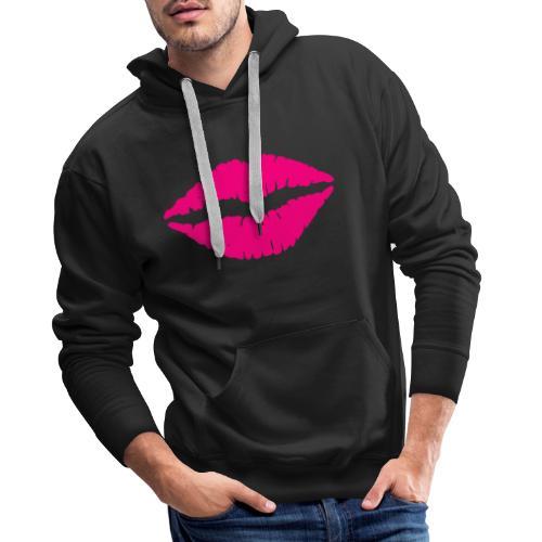 Kiss - Männer Premium Hoodie