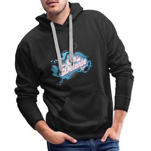 EN DETENTE - Sweat-shirt à capuche Premium pour hommes