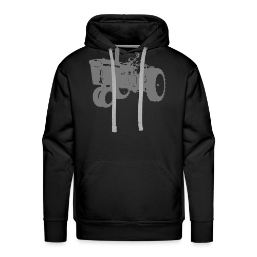 4010 - Men's Premium Hoodie