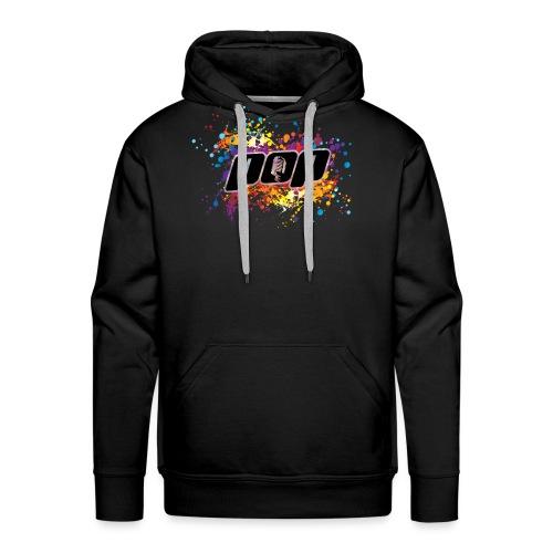 POP - Sweat-shirt à capuche Premium pour hommes