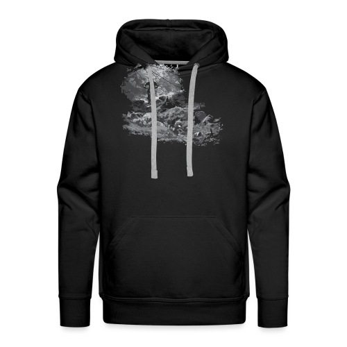 Deep in the Forest - Men's Premium Hoodie