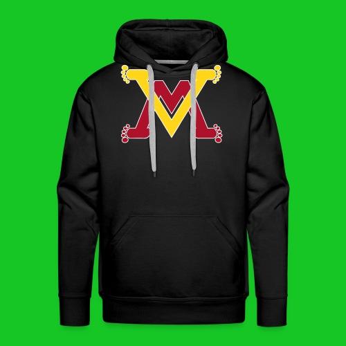 Man en vrouw. - Mannen Premium hoodie