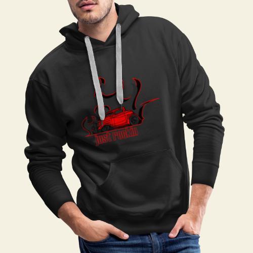 2window just rockin - Herre Premium hættetrøje