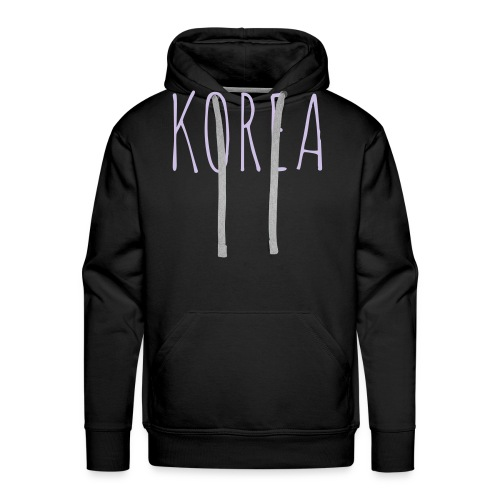 Korea - Limited Edition - Men's Premium Hoodie