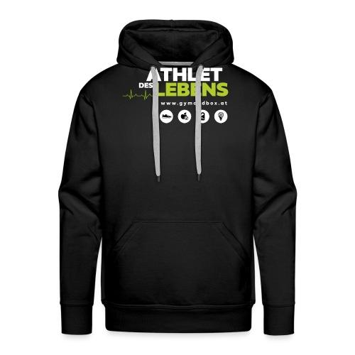 AdL sw 2019 Icon ws URL no back 300px - Männer Premium Hoodie