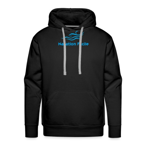 T-shirt Nageur Rebelle Homme - Sweat-shirt à capuche Premium pour hommes