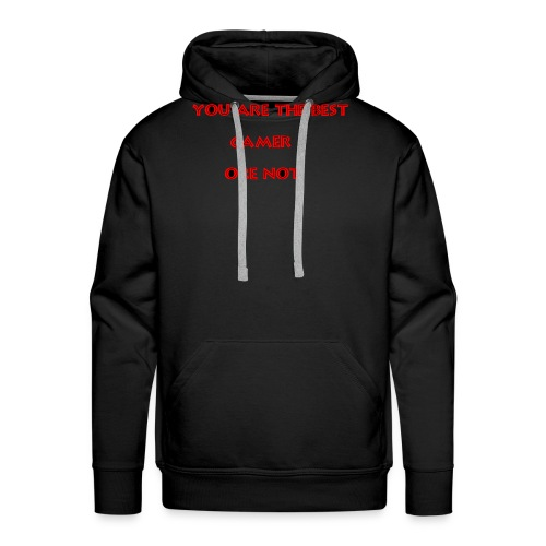 YOU ARE THE BEST - Men's Premium Hoodie