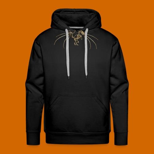 Dargon - Männer T-Shirt - Männer Premium Hoodie