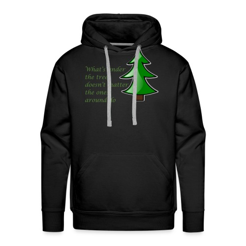 Isle of the Trees - Men's Premium Hoodie