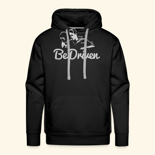 Be Driven to what you dreaming of win ping pong - Männer Premium Hoodie