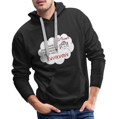 El Guaro - Sudadera con capucha premium para hombre