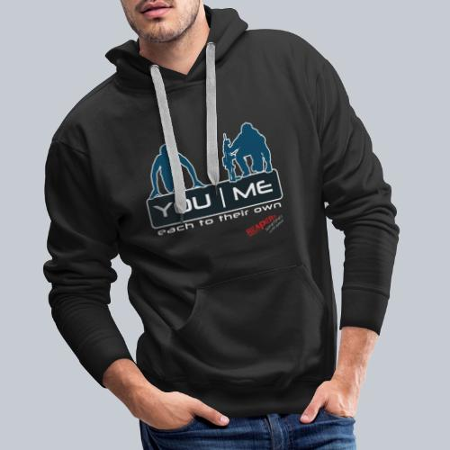 YOU | ME - REAPERs Airsoft - Männer Premium Hoodie
