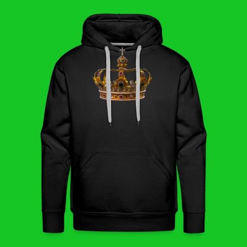 Bayern Krone - Mannen Premium hoodie