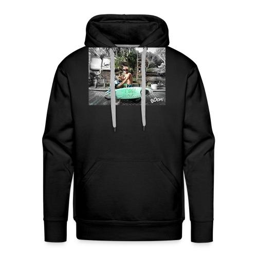 bali - Sudadera con capucha premium para hombre