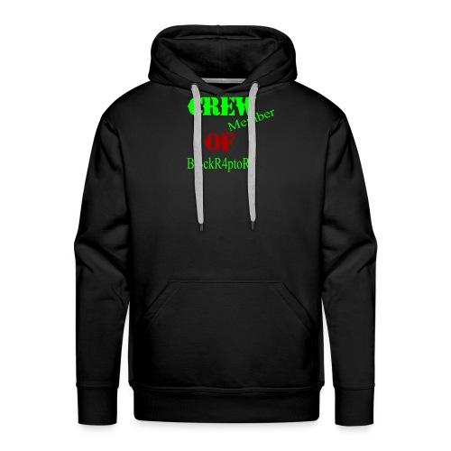 Crew_member_OF_BL4ckR4ptoRR - Männer Premium Hoodie