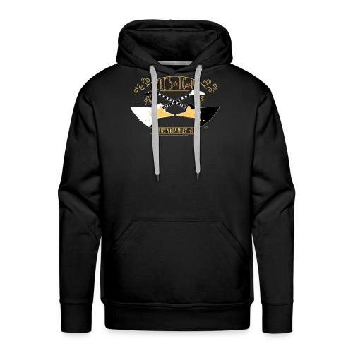 Here s to us Version 1 - Men's Premium Hoodie