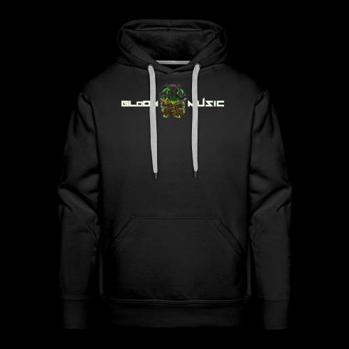 Totemic Unit design Front and Back - Men's Premium Hoodie
