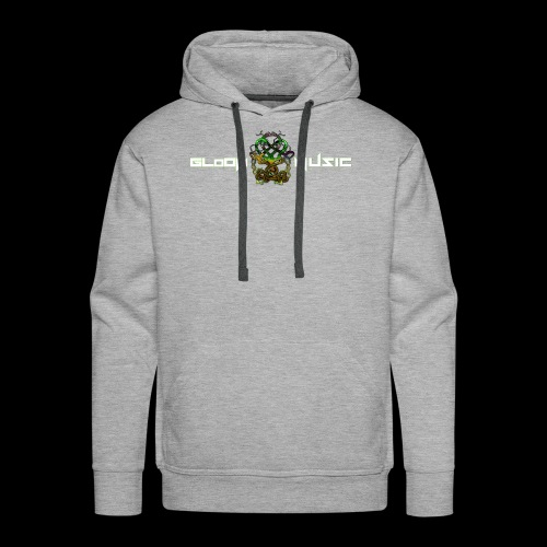 Totemic Unit design Front and Back - Men's Premium Hoodie