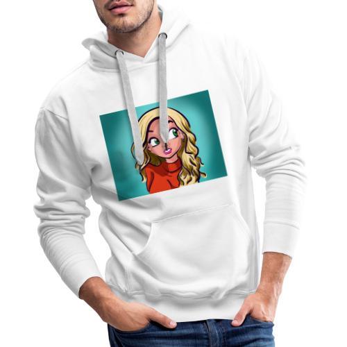 Ingénu - Sweat-shirt à capuche Premium pour hommes