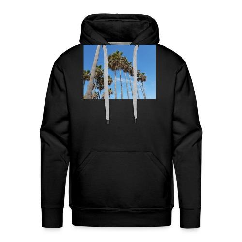CaliforniaPalms - Männer Premium Hoodie