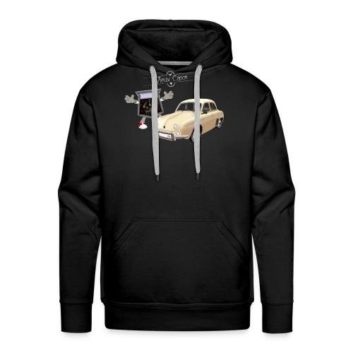 Dauphine Beige - Sweat-shirt à capuche Premium pour hommes