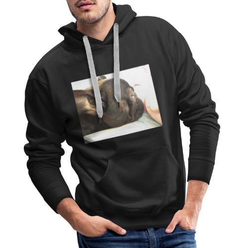 Kiss in the Morning - Männer Premium Hoodie