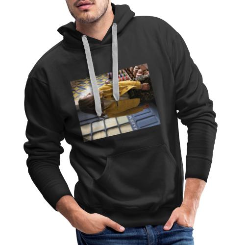 Lisbonne - Sweat-shirt à capuche Premium pour hommes