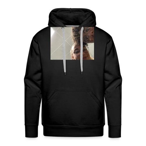 Flavou la kaskou - Sweat-shirt à capuche Premium pour hommes