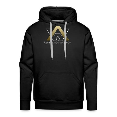 Aesthetics Warrior Fitness Shredded Zyzz Gym Shirt - Men's Premium Hoodie