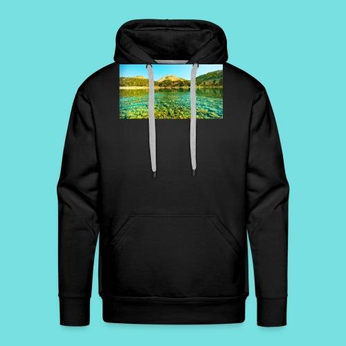 Nature (MALE) - Men's Premium Hoodie