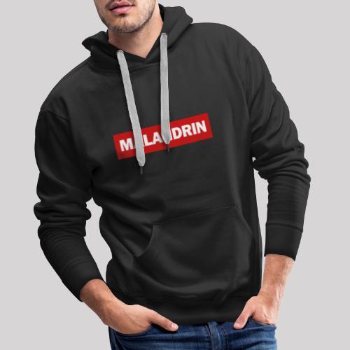 Malandrin - Sweat-shirt à capuche Premium pour hommes