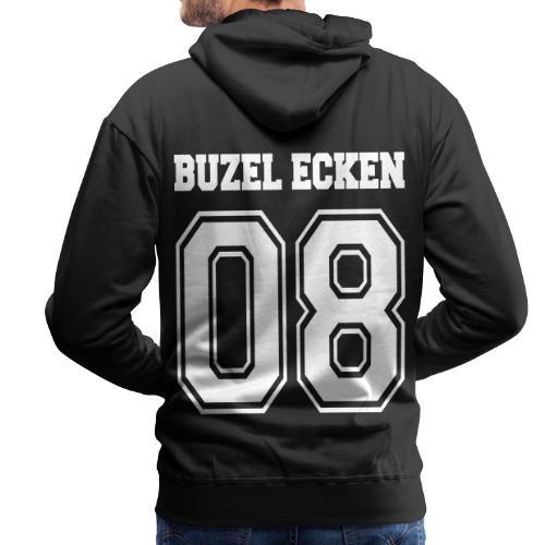 Buzel Ecken 08 - Männer Premium Hoodie