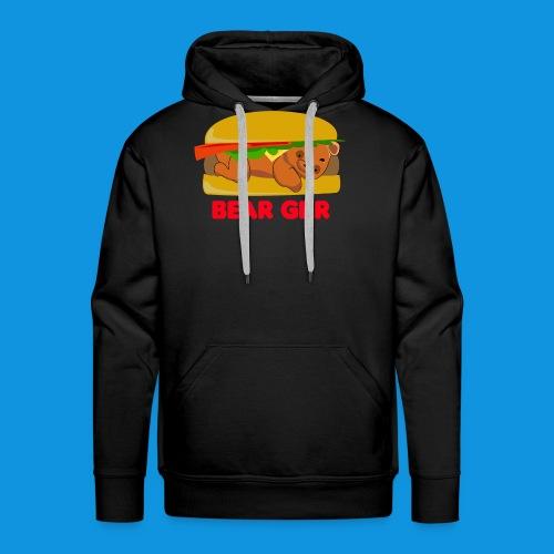 Bear Grr - Men's Premium Hoodie