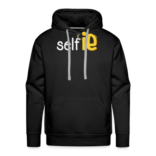 SELF-SELFIE - Men's Premium Hoodie