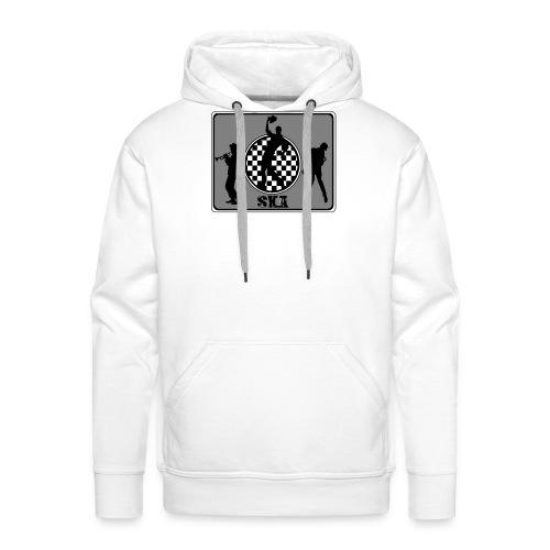 ska groupe - Sweat-shirt à capuche Premium pour hommes
