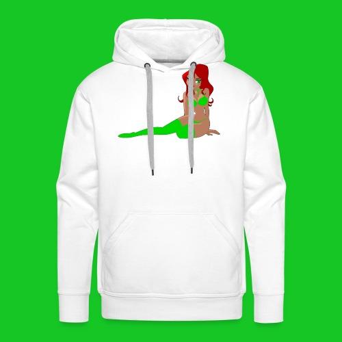 Pin up girl 4 - Mannen Premium hoodie