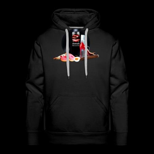 Luxury Energy Drink [Cyber Glam Collection] - Sweat-shirt à capuche Premium pour hommes
