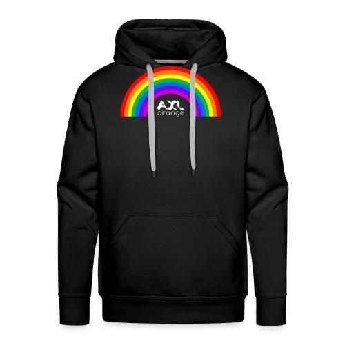 AXL_rainbow_arc - Men's Premium Hoodie