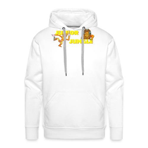 T-charax-logo - Men's Premium Hoodie