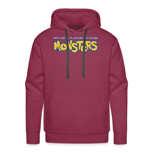 Monsters - Men's Premium Hoodie