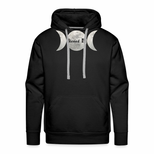 Triple Moon Blessings - Men's Premium Hoodie
