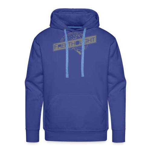 Freethought - Men's Premium Hoodie