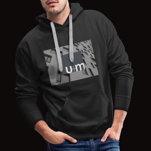 U+M Urban - Männer Premium Hoodie