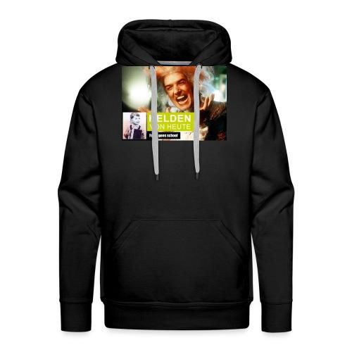 Helden von heute - Designed products - Männer Premium Hoodie