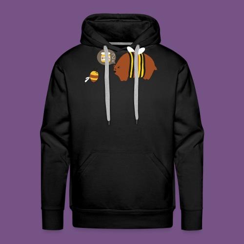 Honigbär - Männer Premium Hoodie
