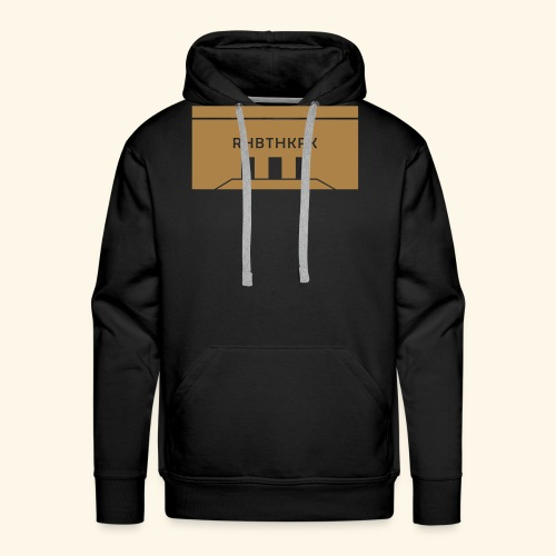 Rehobothkerk Rotterdam - Mannen Premium hoodie