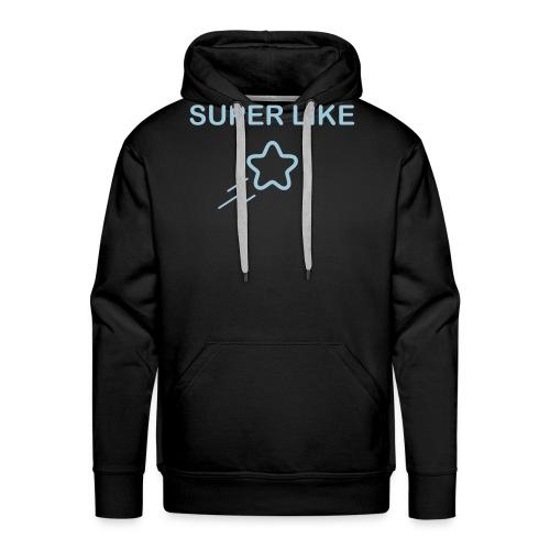 SUPER LIKE MC - Männer Premium Hoodie