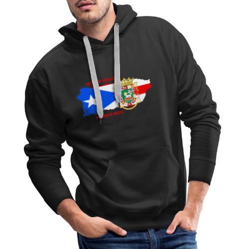 Puerto Rico Island Holiday - Männer Premium Hoodie